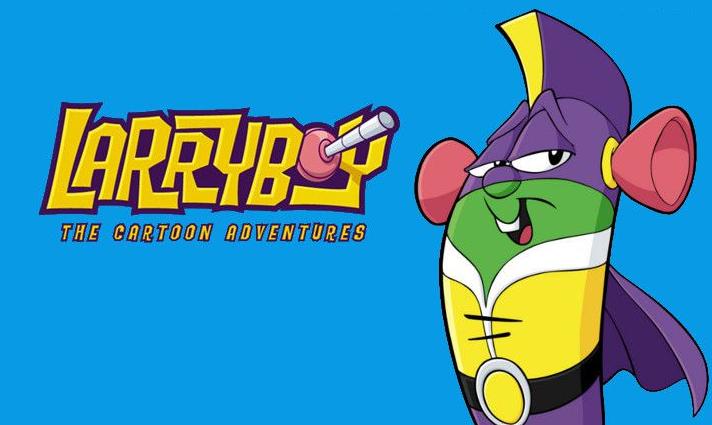 LarryBoy: Las aventuras animadas