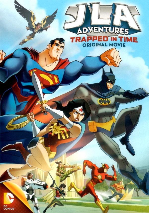 Aventuras de la Liga de la Justicia: Atrapados en el tiempo