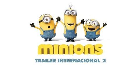 MINIONS – Nuevo trailer oficial en español HD