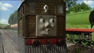 Thomas y sus amigos - La tarde libre de Toby
