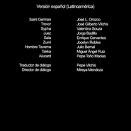Credits(ep.5 temp.3) Castlevania