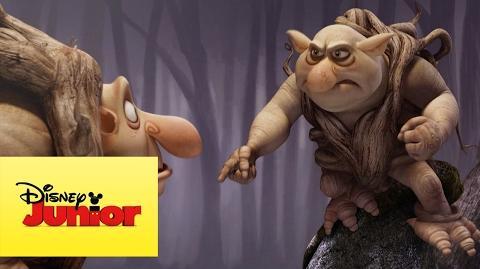 Disney Hadas - Ominosa Advertencia