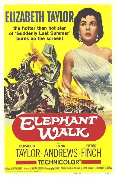 El paso de elefantes
