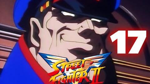 Street Fighter II V - CAP.17. Los tentáculos de la muerte