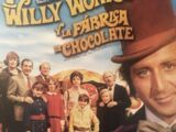 Willy Wonka y su fábrica de chocolate