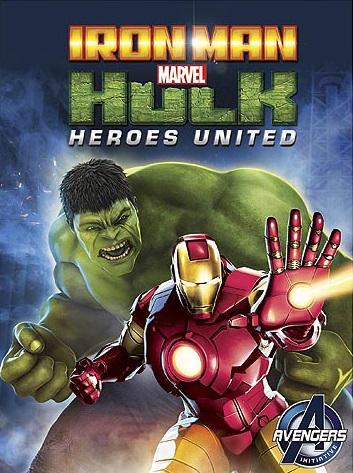 Iron Man y Hulk: Héroes Unidos