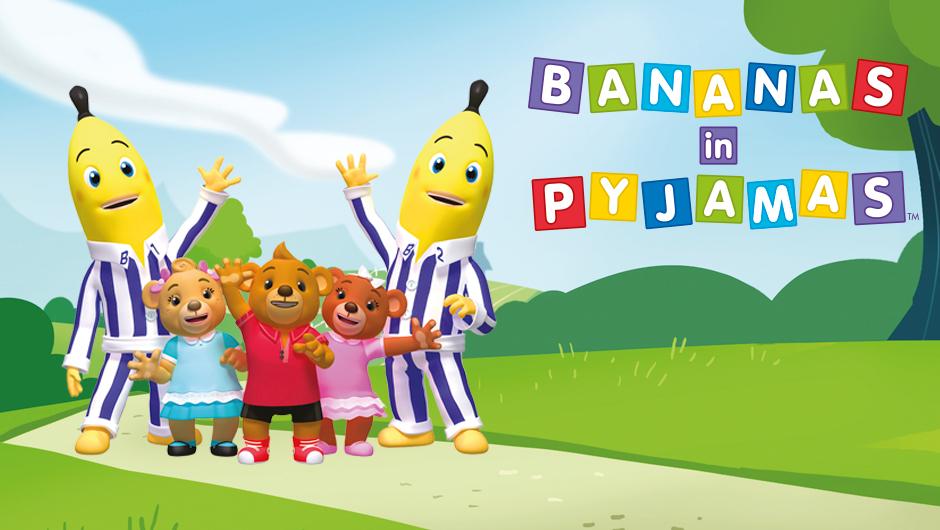 Bananas en pijamas (serie animada)