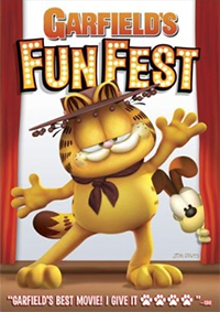 El divertifest de Garfield