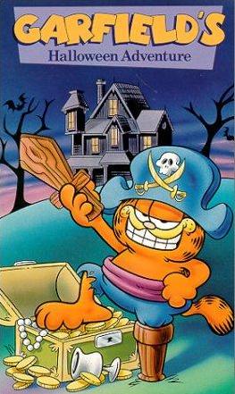 Aventura de Garfield en Halloween