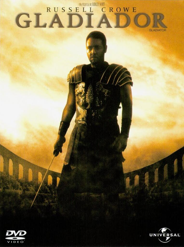 Gladiador Doblaje Wiki Fandom