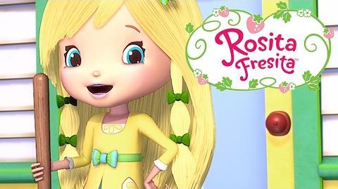 Rosita Fresita 🍓★ Hasta que se haga el trabajo ★🍓 Berry Bitty Adventures