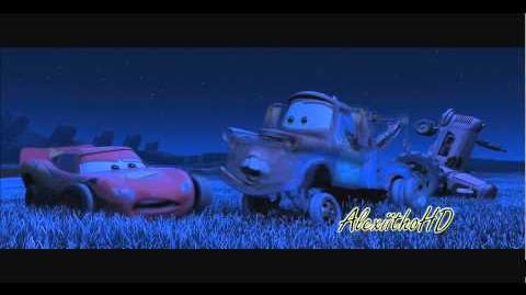 Cars - Tractores - doblaje mexicano