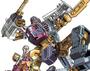 Cyclonus - Transformers Armada
