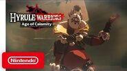 Hyrule Warriors Age of Calamity - Recuerdos olvidados 2 - Trailer Español Latino - Nintendo Switch