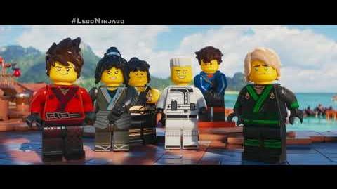"""LEGO® NINJAGO® - Gatito 30"""" - Oficial Warner Bros. Pictures"""