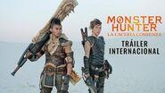 Monster Hunter La Cacería Comienza Tráiler Internacional Doblado