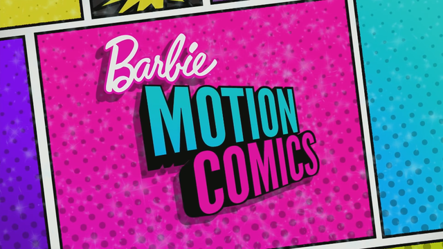 Barbie: Motion Comics