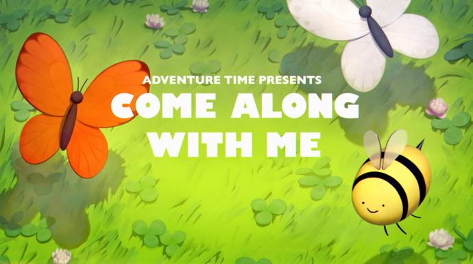 Hora de aventura: Ven conmigo