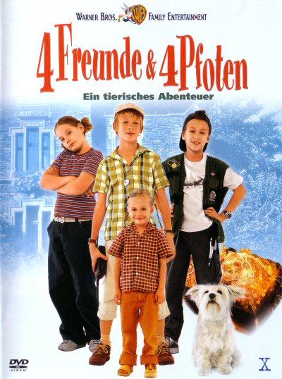 4 amigos y un perro llamado Mozart