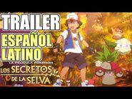 Pokémon Los Secretos De La Selva COCO La Pelicula Trailer en Español Latino