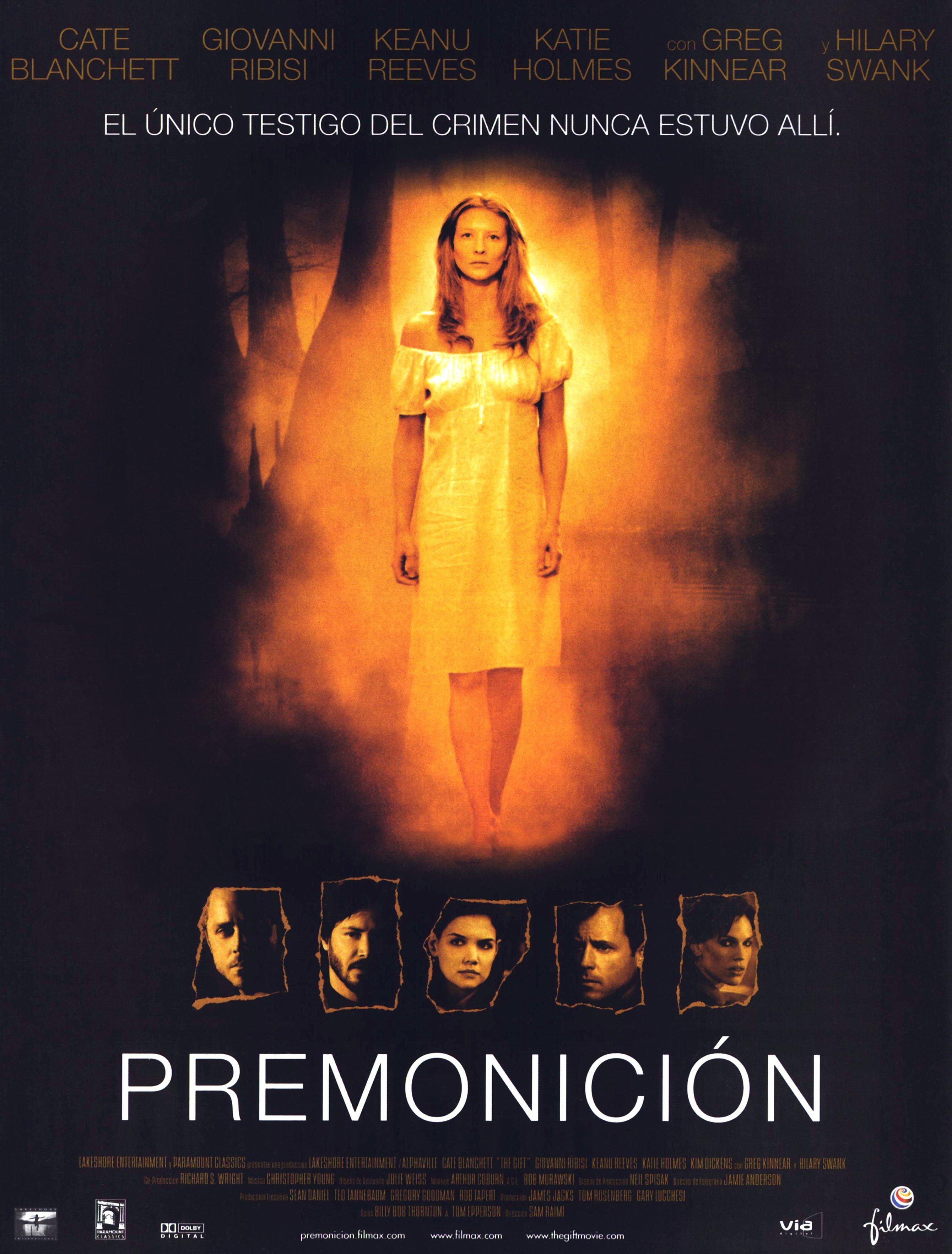 2000 The gift - Premonicion (esp) 01.jpg