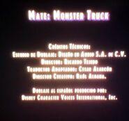 Créditos de doblaje de Mate Monster Truck parte 2