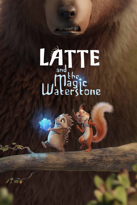 Latte y la piedra de agua mágica