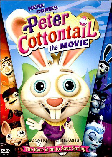 Aquí viene Peter Cottontail: La película
