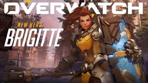 Presentando a Brigitte Overwatch