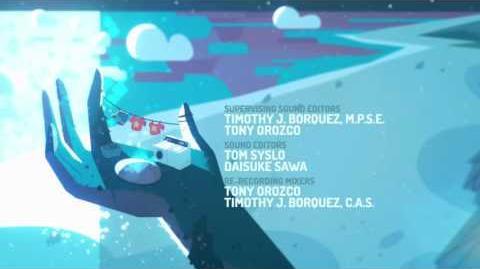 Steven Universe - No Soy Como Tú (Latino) (Ending) HD