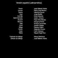 Credits(ep.10 temp.3) Castlevania