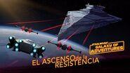 El Ascenso de la resistencia Star Wars Galaxy of Adventures