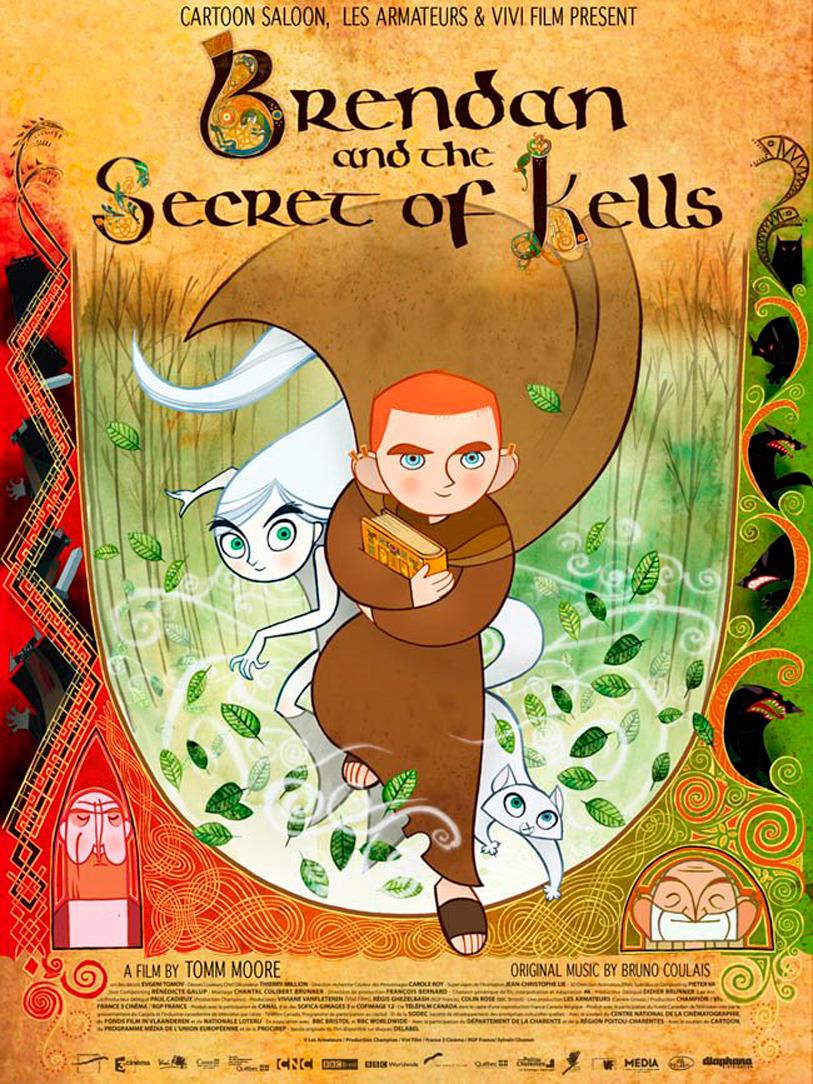 Brendan y el secreto de Kells