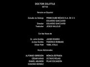 Créditos doblaje Dr. Dolittle