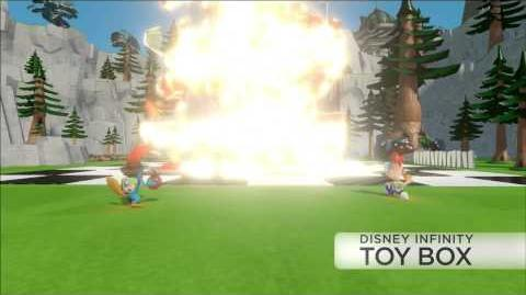 Disney Infinity set de Phineas y Ferb