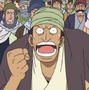 Habitante Nanohana Reino de Arabasta en One Piece