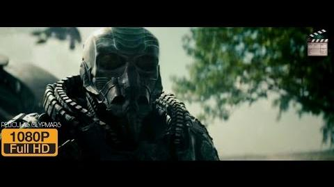Man Of Steel escena pelea Smallville parte 1 Español Latino Full HD-0