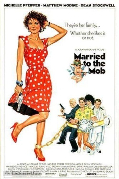 Casada con la mafia