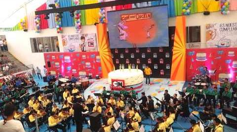 OSEA Bicentenario en 20 Aniv Cartoon Network
