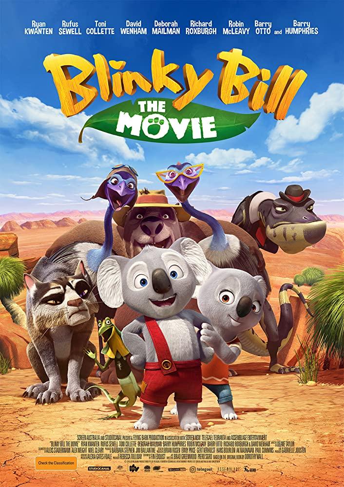Blinky Bill: La película