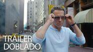 Free Guy Tomando El Control Tráiler Doblado Próximamente Solo En Cines
