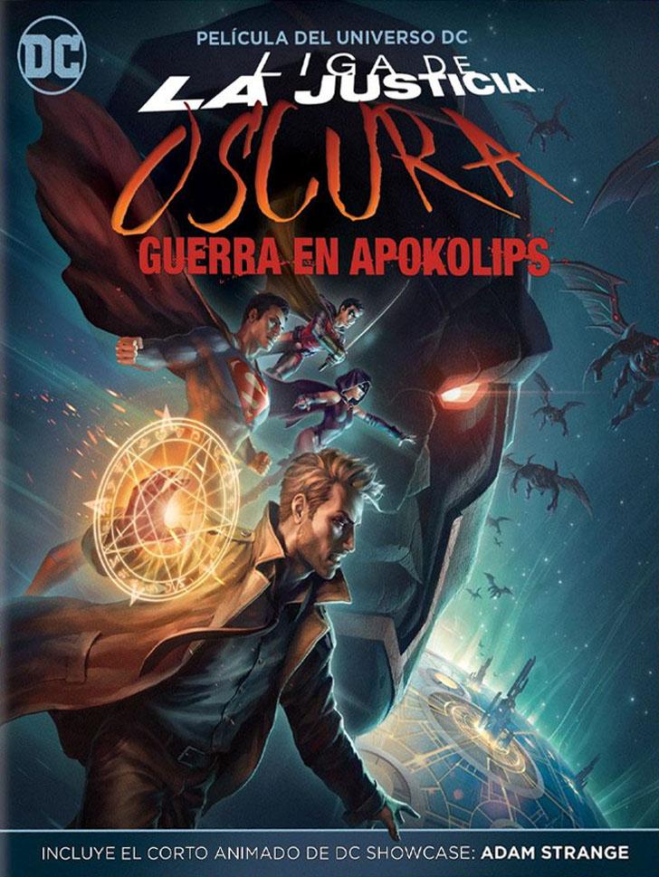 Liga de la Justicia Oscura: Guerra Apokolips