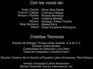 PJ Mask Creditos Una Tarea Para Todos