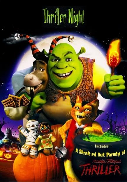 Shrek: Espeluznante