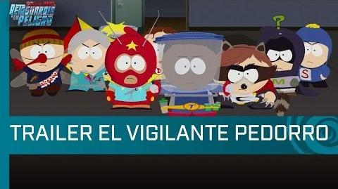 South Park- Retaguardia en Peligro Trailer – El Vigilante Pedorro