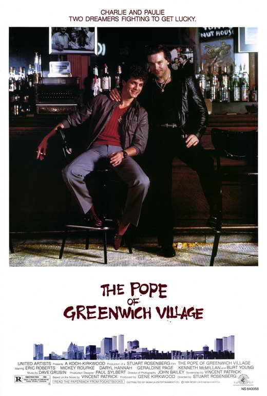 El Papa de Greenwich Village