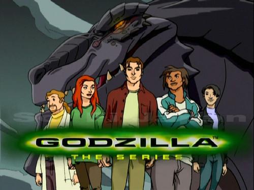 Godzilla: La serie