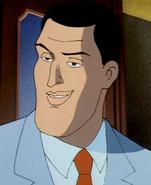 Harvey Dent Animated
