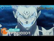 JUJUTSU KAISEN - Episodio 1 COMPLETO (Doblaje en español)
