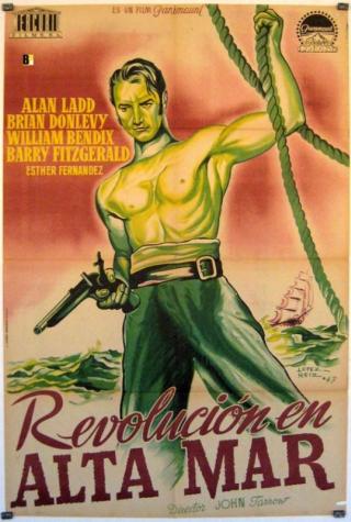 Revolución en alta mar